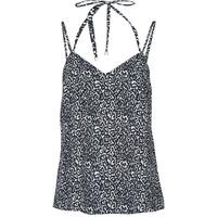 Textiel Dames Mouwloze tops Ikks BS11015-02 Zwart