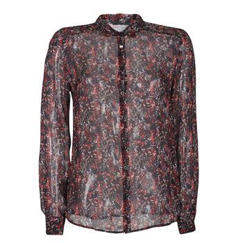 Textiel Dames Overhemden Ikks BS12085-02 Multicolour