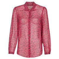 Textiel Dames Overhemden Ikks BS12155-38 Framboos