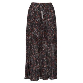 Textiel Dames Rokken Ikks BS27185-02 Zwart