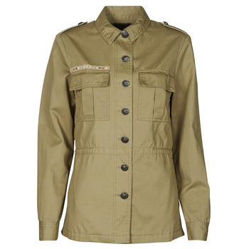 Textiel Dames Jasjes / Blazers Ikks BS41045-55 Groen / Pacific