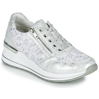 Schoenen Dames Lage sneakers Remonte Dorndorf SALAN Zilver