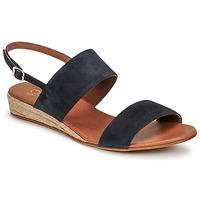 Schoenen Dames Sandalen / Open schoenen Casual Attitude OLIVE Marine