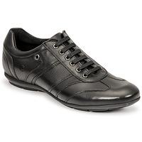 Schoenen Heren Derby Casual Attitude ODEO Zwart