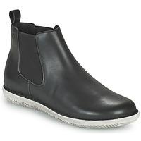 Schoenen Dames Laarzen Casual Attitude ODILETTE Zwart