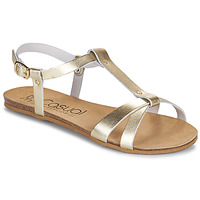 Schoenen Dames Sandalen / Open schoenen Casual Attitude JALIYAXE Goud