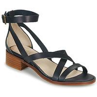Schoenen Dames Sandalen / Open schoenen Casual Attitude COUTIL Marine