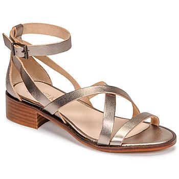 Schoenen Dames Sandalen / Open schoenen Casual Attitude COUTIL Brons