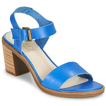 Schoenen Dames Sandalen / Open schoenen Casual Attitude CAILLE Blauw