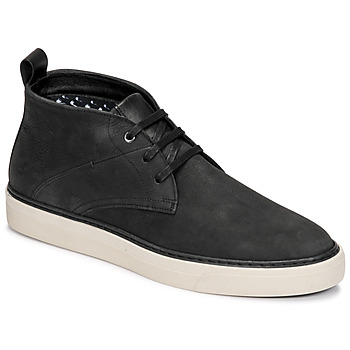 Schoenen Heren Laarzen Casual Attitude OLEO Zwart