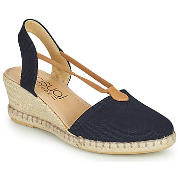 Schoenen Dames Sandalen / Open schoenen Casual Attitude IPOP Marine