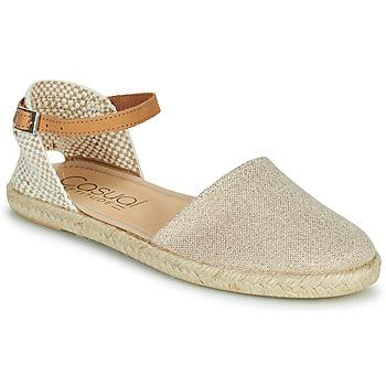 Schoenen Dames Sandalen / Open schoenen Casual Attitude ONINA Goud