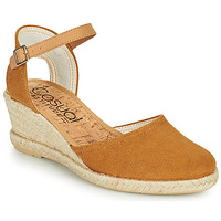 Schoenen Dames Sandalen / Open schoenen Casual Attitude ONELLA  camel