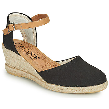 Schoenen Dames Sandalen / Open schoenen Casual Attitude ONELLA Zwart