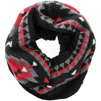 Accessoires Sjaals Buff Col en tricot Zwart