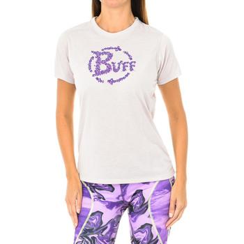 Textiel Dames T-shirts korte mouwen Buff T-shirt court / s Beige