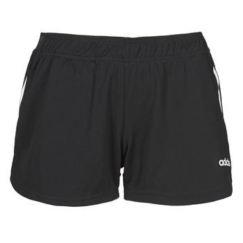 Textiel Dames Korte broeken / Bermuda's adidas Performance W D2M 3S KT SHT Zwart
