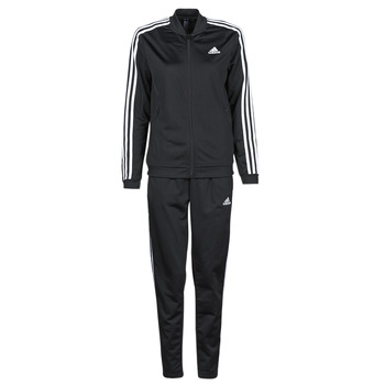 Textiel Dames Trainingspakken adidas Performance W 3S TR TS Zwart