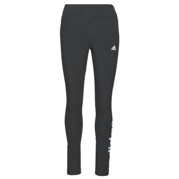 Textiel Dames Leggings adidas Performance W LIN LEG Zwart