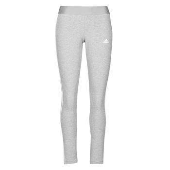 Textiel Dames Leggings adidas Performance W 3S LEG Grijs