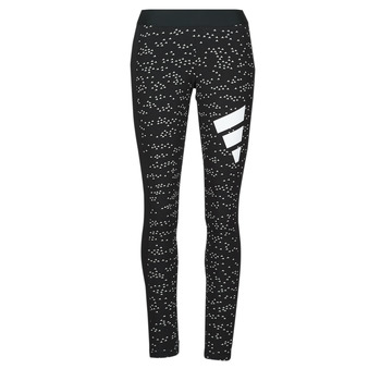Textiel Dames Leggings adidas Performance W WIN TIGHT Zwart
