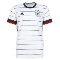 Textiel Heren T-shirts korte mouwen adidas Performance DFB H JSY Wit