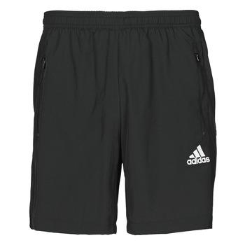 Textiel Heren Korte broeken / Bermuda's adidas Performance M WV SHO Zwart