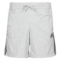 Textiel Heren Korte broeken / Bermuda's adidas Performance M 3S FT SHO Grijs