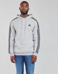 Textiel Heren Sweaters / Sweatshirts adidas Performance M 3S FL HD Grijs
