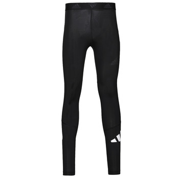 Textiel Heren Leggings adidas Performance TF 3 BAR LT Zwart