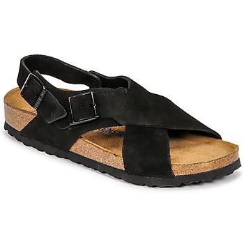 Schoenen Dames Sandalen / Open schoenen Birkenstock TULUM SFB Zwart