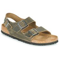 Schoenen Heren Sandalen / Open schoenen Birkenstock MILANO Kaki