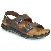 Schoenen Heren Sandalen / Open schoenen Birkenstock MILANO CT Brown