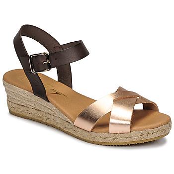 Schoenen Dames Sandalen / Open schoenen Betty London GIORGIA Brown / Nude