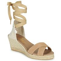 Schoenen Dames Sandalen / Open schoenen Betty London IDILE Beige