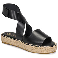 Schoenen Dames Sandalen / Open schoenen Betty London EBALUIE Zwart
