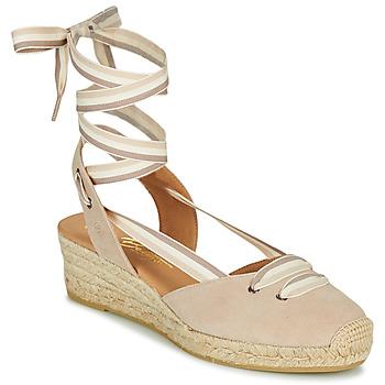 Schoenen Dames Sandalen / Open schoenen Betty London OJORD Beige