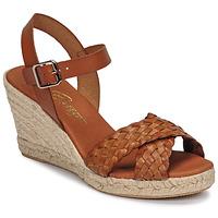 Schoenen Dames Sandalen / Open schoenen Betty London OBILLIE Zwart