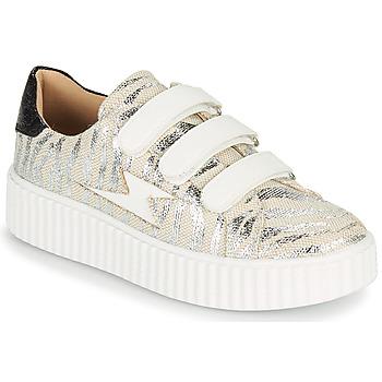 Schoenen Dames Lage sneakers Vanessa Wu BK2065BA Grijs