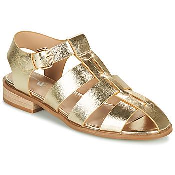 Schoenen Dames Sandalen / Open schoenen Vanessa Wu SD2255OR Goud