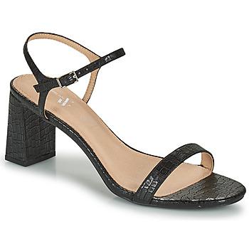 Schoenen Dames Sandalen / Open schoenen Vanessa Wu SD2210NR Zwart