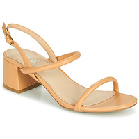 Schoenen Dames Sandalen / Open schoenen Vanessa Wu SD2253CM  camel
