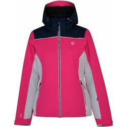 Textiel Dames Fleece Dare 2b  Cyber Roze/Blauwe Vleugel