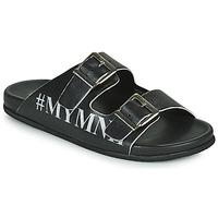 Schoenen Heren Sandalen / Open schoenen Melvin & Hamilton ROBERT 10 Zwart