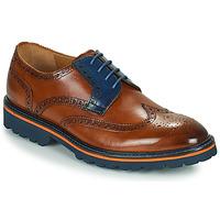 Schoenen Heren Derby Melvin & Hamilton MATTHEW 33 Brown