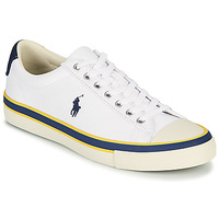 Schoenen Heren Lage sneakers Polo Ralph Lauren SAYER-NE-SNEAKERS-VULC Wit