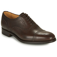 Schoenen Heren Klassiek Barker MIRFIELD Brown