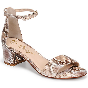 Schoenen Dames Sandalen / Open schoenen Betty London INNAMATA Taupe