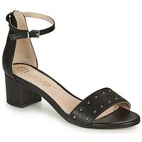 Schoenen Dames Sandalen / Open schoenen Betty London OLAKE Zwart