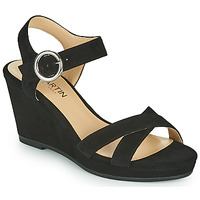 Schoenen Dames Sandalen / Open schoenen JB Martin QUERIDA Zwart
